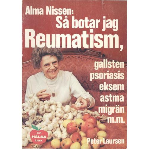 alma nissen så botar jag reumatism